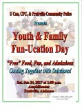 Youth & Family Fun-Ucation Day 3